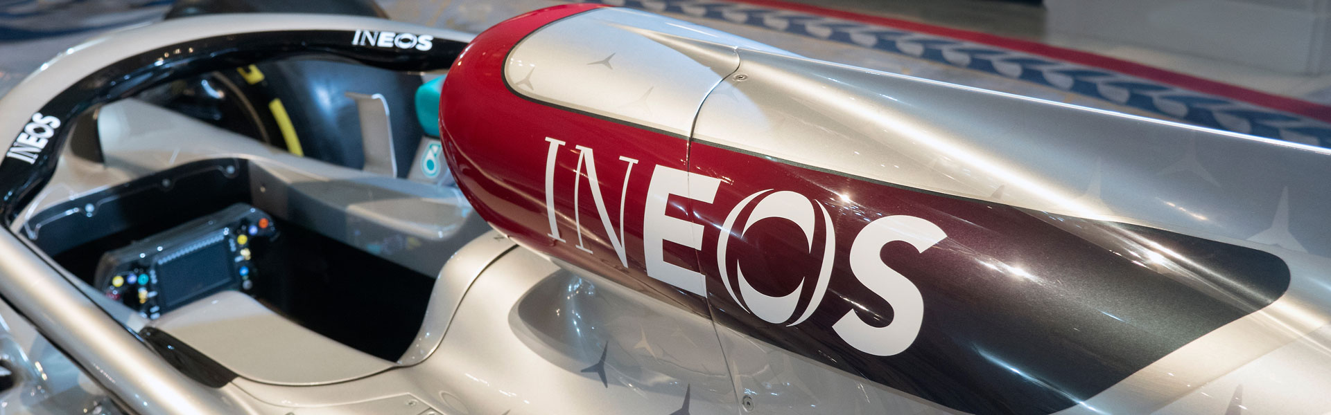 INEOS becomes a one third equal shareholder of Mercedes!