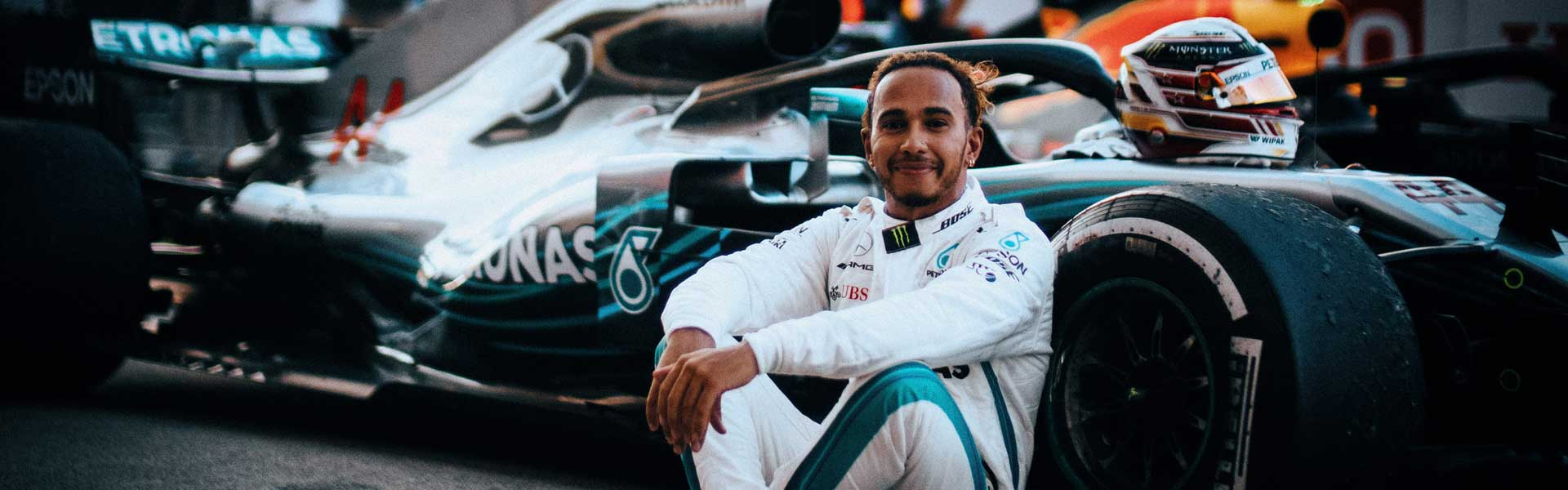 EDITORIAL: History Boy Lewis Hamilton does it in our lifetime!