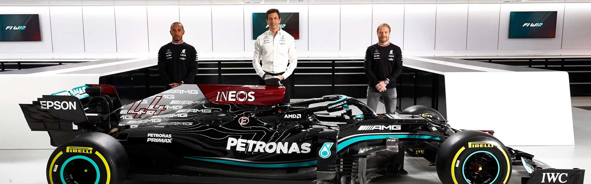 Watch Mercedes' 2021 car launch!