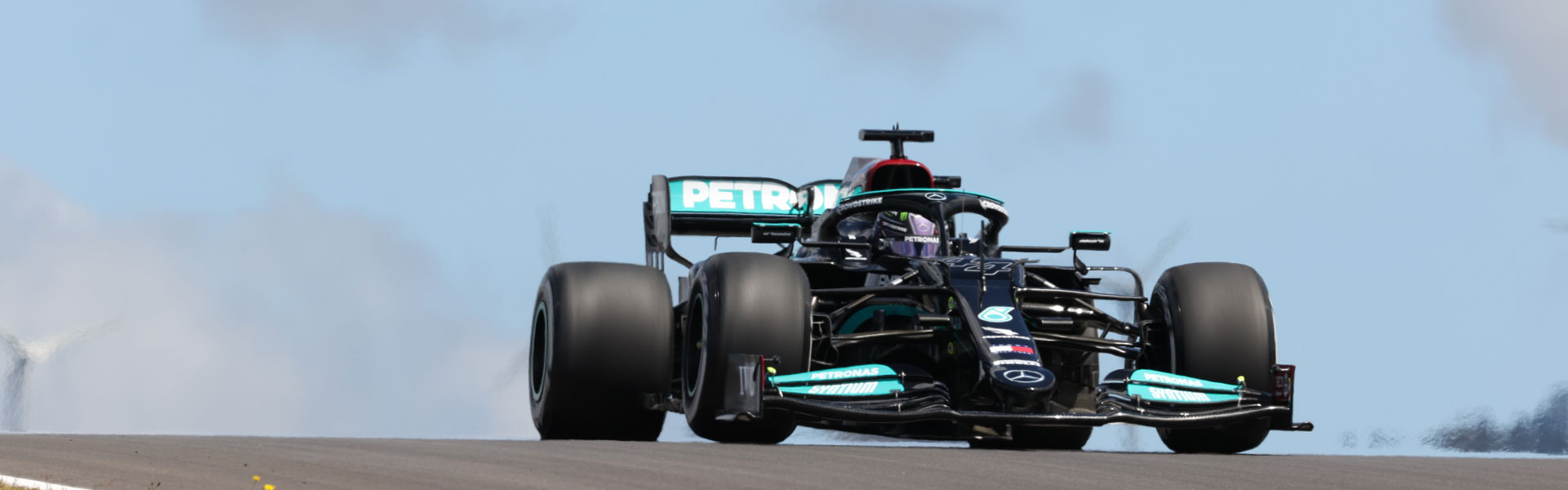 Lewis Hamilton wins the Portuguese GP!
