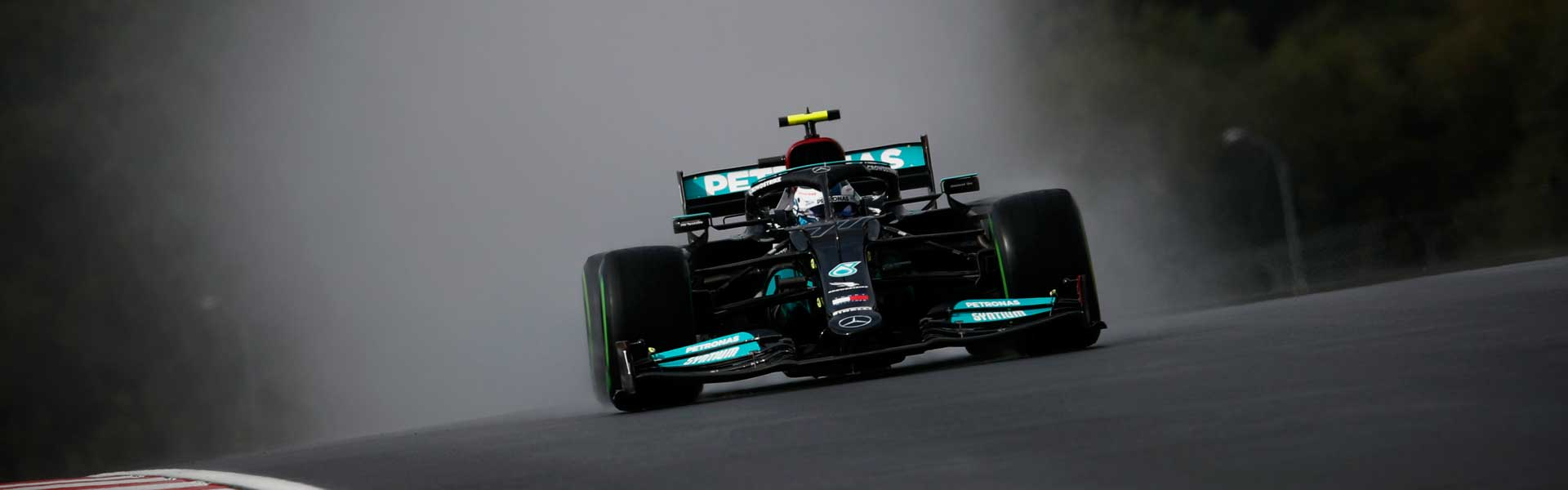 Valtteri Bottas wins the Turkish Grand Prix!